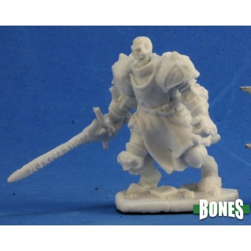 Reaper Miniatures BONES: BARROW WARDEN 1