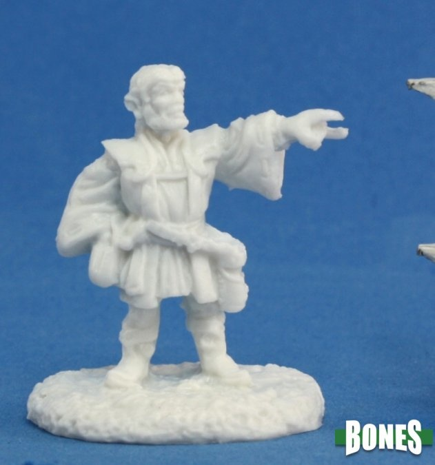 Reaper Miniatures BONES: BALTO BURROWELL GNOME