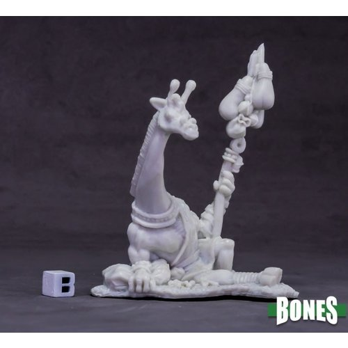 Reaper Miniatures BONES: AVATAR OF WISDOM (GIRAFFE)