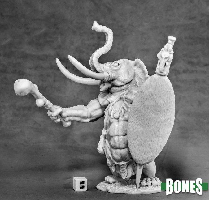 Reaper Miniatures BONES: AVATAR OF STRENGTH