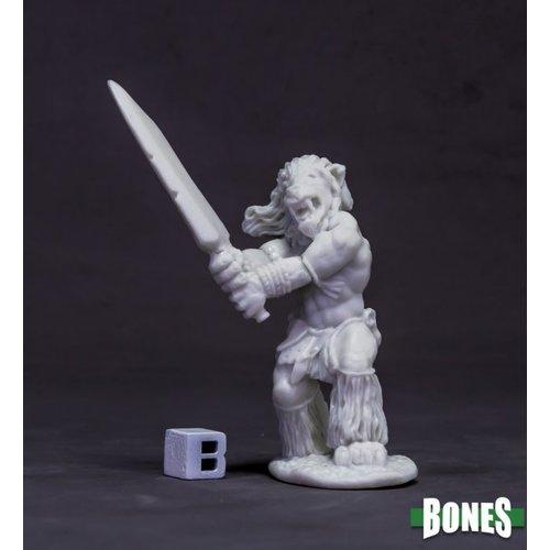 Reaper Miniatures BONES: AVATAR OF COURAGE - LION