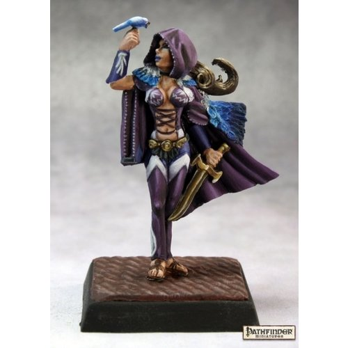 Reaper Miniatures LADY MORAY BARD