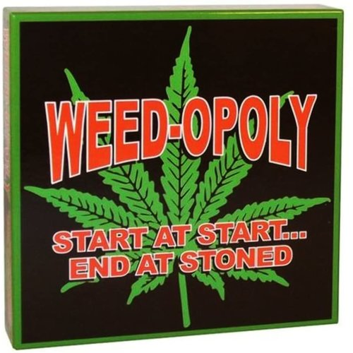 Worldwise Imports WEED-OPOLY