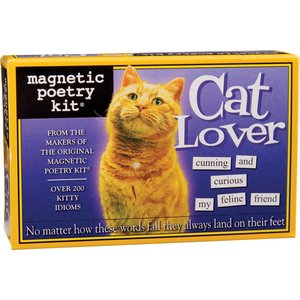 MAGNETIC POETRY MAGNETIC POETRY CAT LOVER
