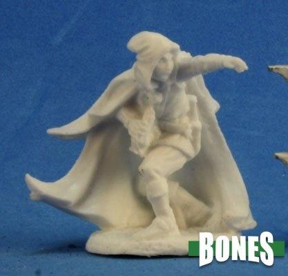 Reaper Miniatures BONES: ARRAN RABIN