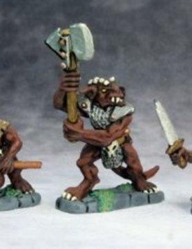 Reaper Miniatures KOBOLD RAIDERS
