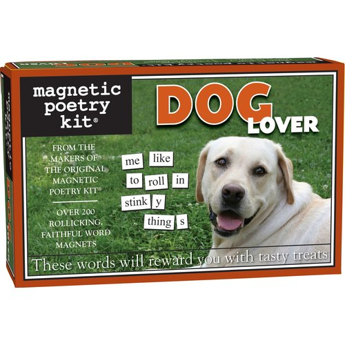 MAGNETIC POETRY MAGNETIC POETRY DOG LOVER