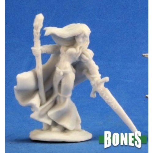 Reaper Miniatures BONES: ALSASTRIEL ELF SORCERER