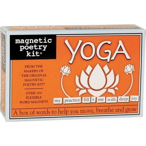 MAGNETIC POETRY MAGNETIC POETRY YOGA