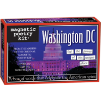 MAGNETIC POETRY WASHINGTON DC