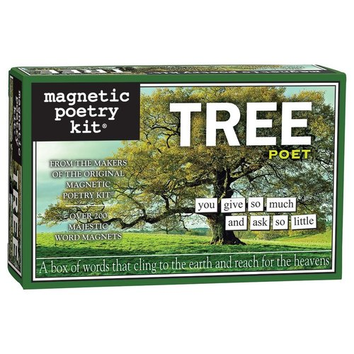 MAGNETIC POETRY MAGNETIC POETRY TREE