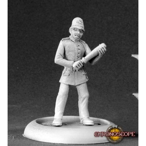 Reaper Miniatures CHRONOSCOPE: BRITISH BOBBY