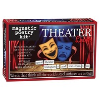 MAGNETIC POETRY THEATER LOVER