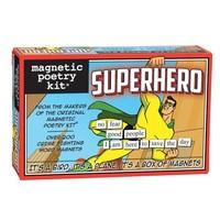 MAGNETIC POETRY SUPERHERO
