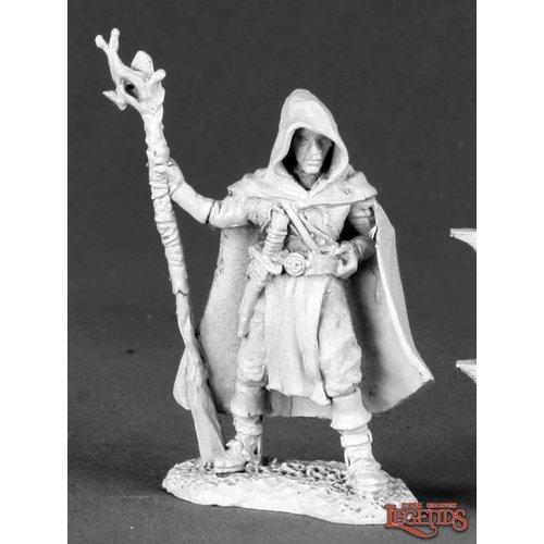 Reaper Miniatures KARAHL FARSTEP WIZARD