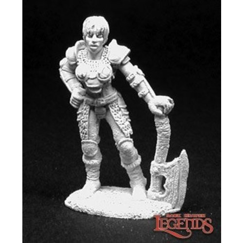 Reaper Miniatures KALLISTA FEMALE MERCENARY