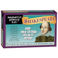 MAGNETIC POETRY SHAKESPEARE