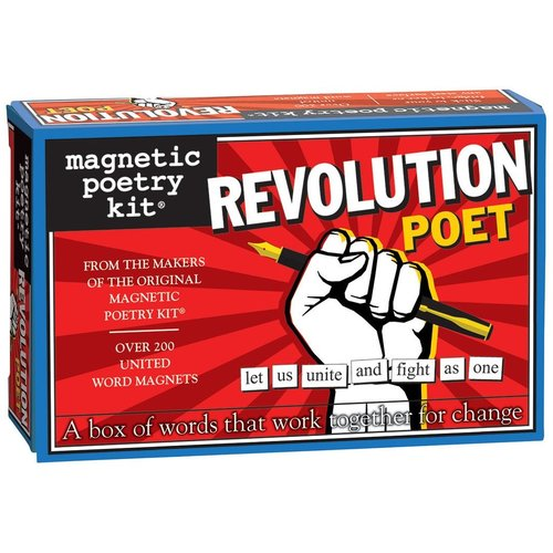 MAGNETIC POETRY MAGNETIC POETRY REVOLUTION