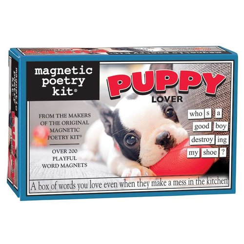 MAGNETIC POETRY MAGNETIC POETRY PUPPY