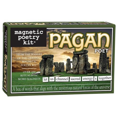 MAGNETIC POETRY MAGNETIC POETRY PAGAN