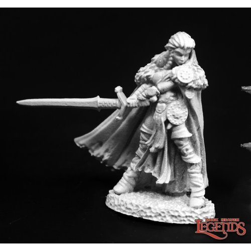 Reaper Miniatures HIGHLAND HEROINE