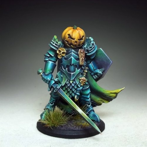 Reaper Miniatures HALLOWEEN KNIGHT