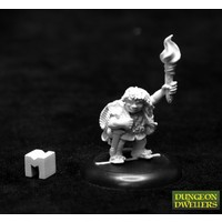 GUS GEENWEVIL HALFLING HENCHMAN