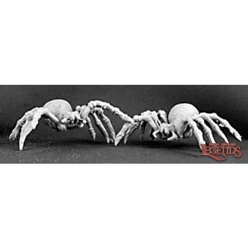 Reaper Miniatures GIANT SPIDERS (2)