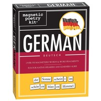MAGNETIC POETRY GERMAN