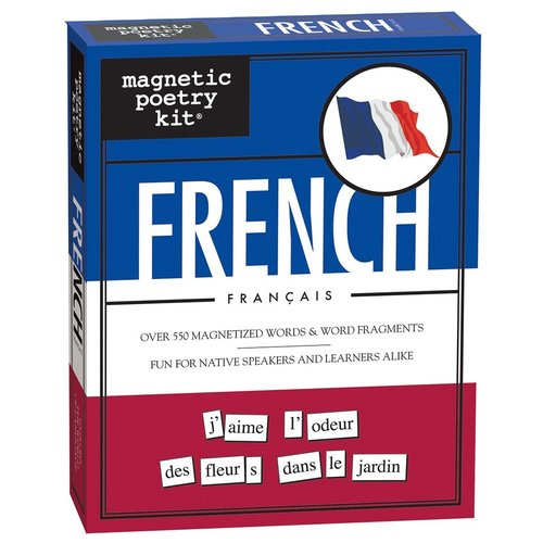 MAGNETIC POETRY MAGNETIC POETRY FRENCH