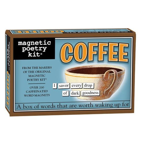 MAGNETIC POETRY MAGNETIC POETRY COFFEE