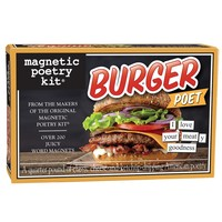 MAGNETIC POETRY BURGER
