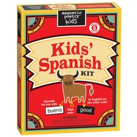 MAGNETIC POETRY KIDS SPANISH KIT