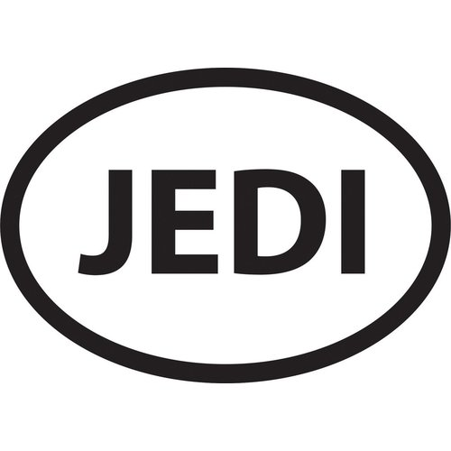 MAGNETIC POETRY MAGNET EURO JEDI