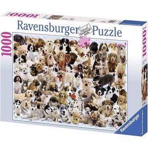Ravensburger RV1000 DOGS GALORE!
