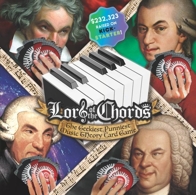 Jonathan Ng LORD OF THE CHORDS: COMPLETE EDITION