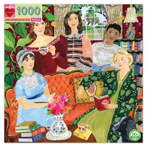 EEBOO EE1000 JANE AUSTEN'S BOOK CLUB