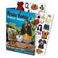 MAGNET SET FRIDA KAHLO