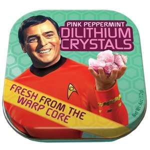 UNEMPLOYED PHILOSOPHERS MINTS DILITHIUM CRYSTALS