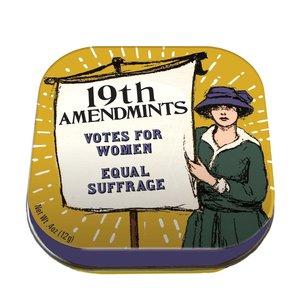 UNEMPLOYED PHILOSOPHERS MINTS: 19TH AMENDMINTS