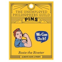 PIN SET: ROSIE THE RIVETER