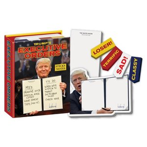 UNEMPLOYED PHILOSOPHERS STICKY NOTES EXECUTIVE ORDERS