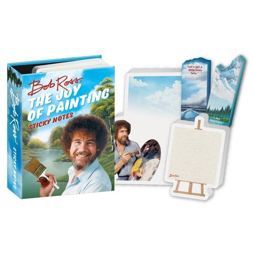 UNEMPLOYED PHILOSOPHERS STICKY NOTES: BOB ROSS