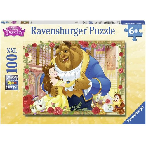 Ravensburger RV100 DISNEY BELLE & BEAST