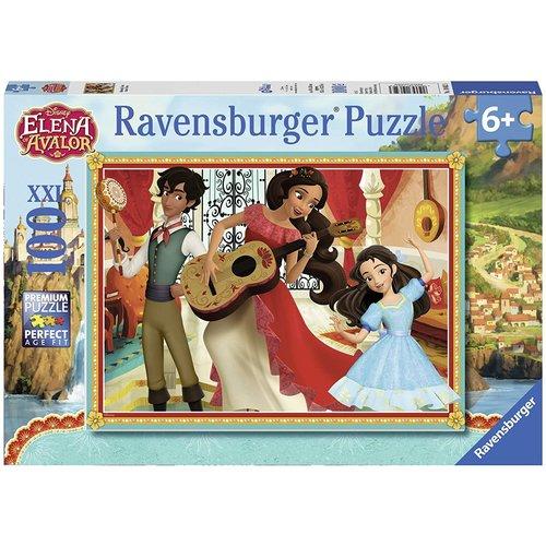Ravensburger RV100 DISNEY DANCING ELENA