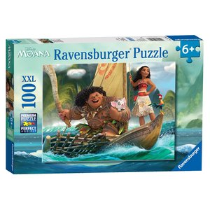 Ravensburger RV100 DISNEY MOANA AND MAUI