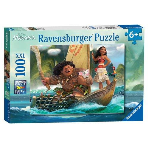 Ravensburger RV100 DISNEY MOANA AND MAUI