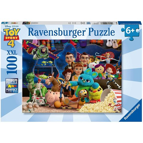 Ravensburger RV100 DISNEY-PIXAR TOY STORY 4 RESCUE!
