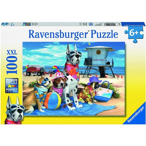Ravensburger RV100 NO DOGS ON THE BEACH