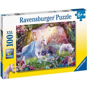 Ravensburger RV100(XXL) MAGICAL UNICORN (UNICORN MAGIC)